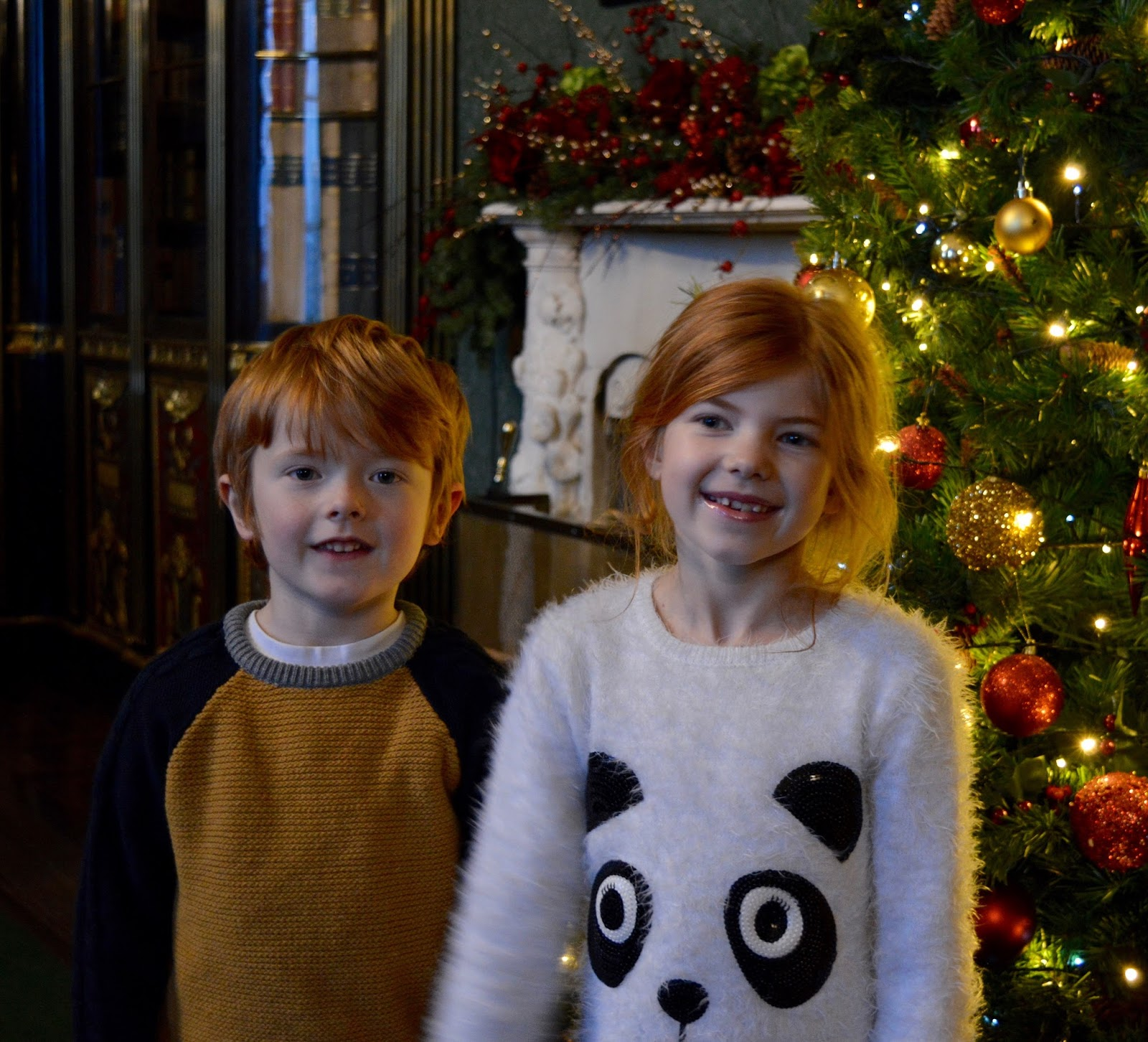 Afternoon tea at Wynyard Hall (with kids) - A Review - children
