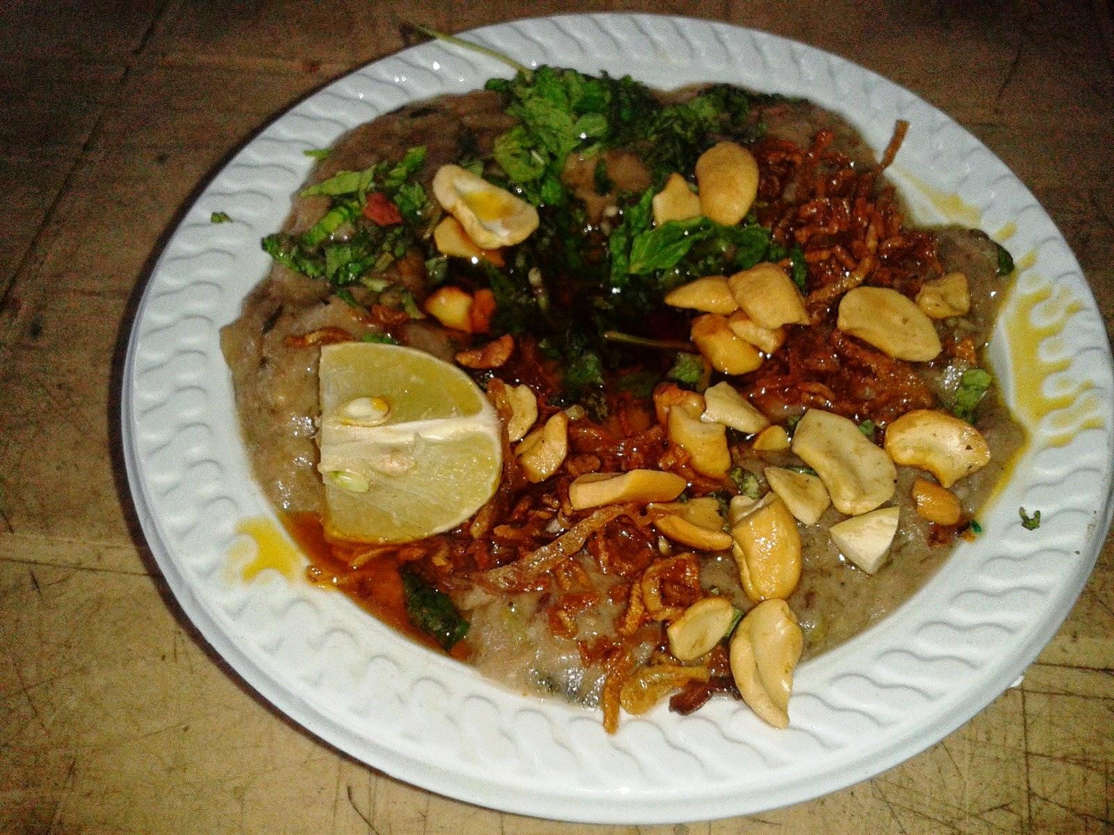 Foodaholix Cafe 555 Haleem Hyderabad ghee