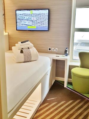 Hub by premier inn brick lane standard room