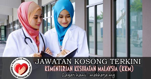 Jawatan Kosong di Kementerian Kesihatan Malaysia (KKM) - 14 Januari 2018 [1,738 Kekosongan]