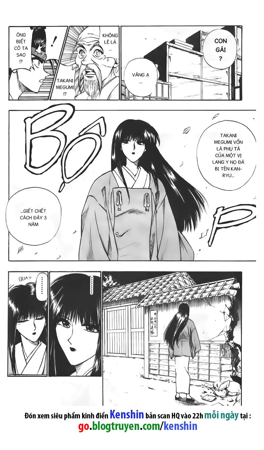 Rurouni Kenshin chap 19 trang 9
