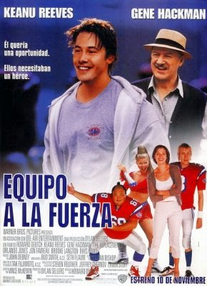 EQUIPO A LA FUERZA (THE REPLACEMENTS) (2000) Ver Online – Castellano