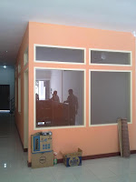 furniture kantor semarang sekat ruang partisi gypsum 01