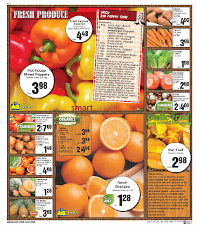 AG Foods Flyer January 19 – 25, 2018