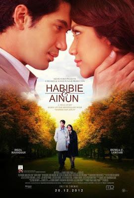 Poster Film Habibie & Ainun