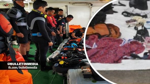 Terkini. Pasukan Penyelamat Dikatakan Telah Jumpa Pesawat Lion Air Tetapi
