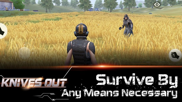 Knives Out for android survie by any means