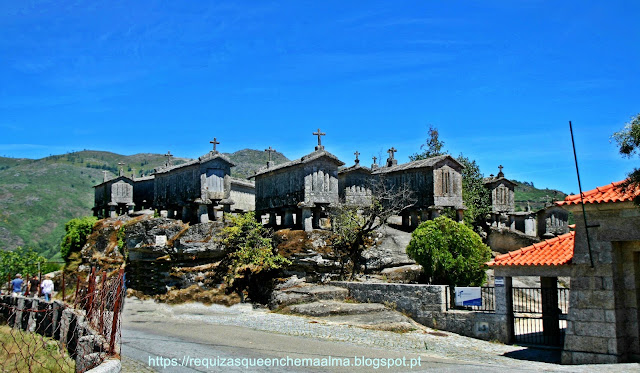 Vila Soajo - Espigueiros