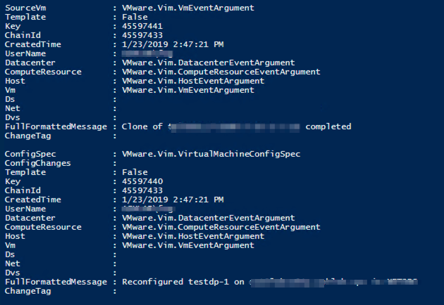 PowerCLI: Getting List of VMs Created in vCenter | Fdo's
