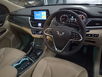 Mobil Wuling Model Baru Cortez