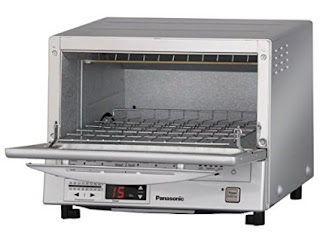 Small Appliances, Panasonic FlashXpress Toaster Oven, oven toaster