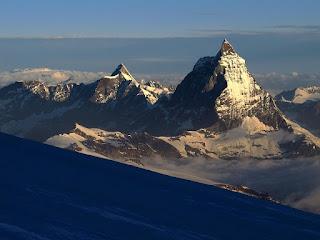 Matterhorn z Nordend