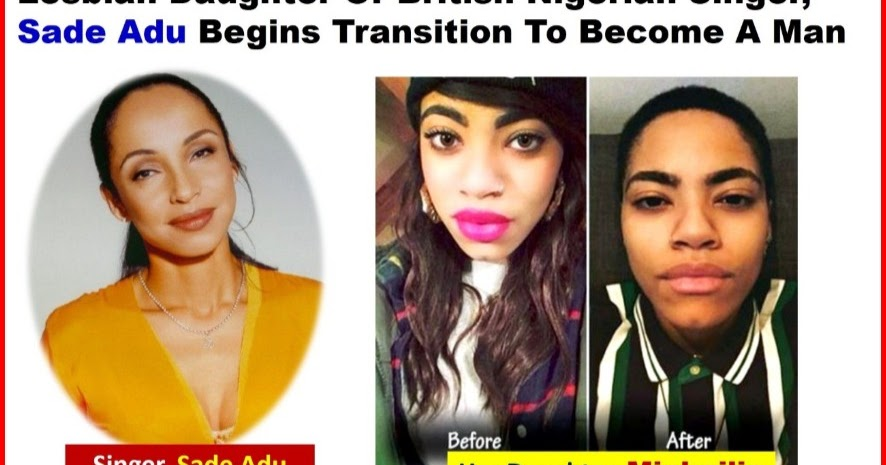 Sade Adus daughter officially begins medical transition