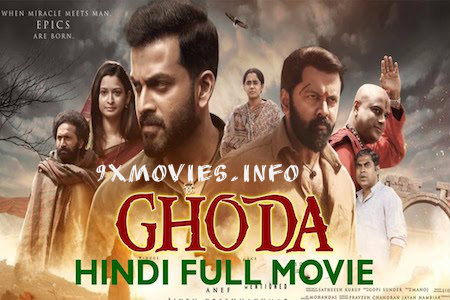 Ghoda 2017 Hindi Dubbed Full Movie Download