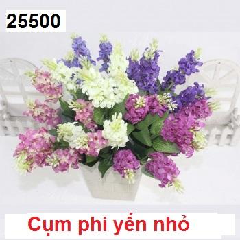 Phu kien hoa pha le tai Vinh Phuc