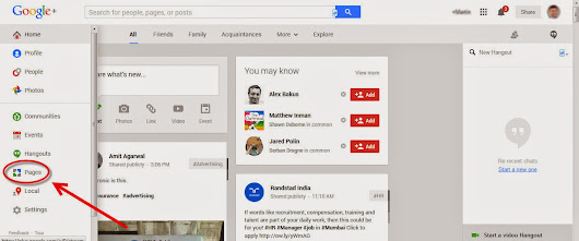 How to grant access to your Google Plus Page?