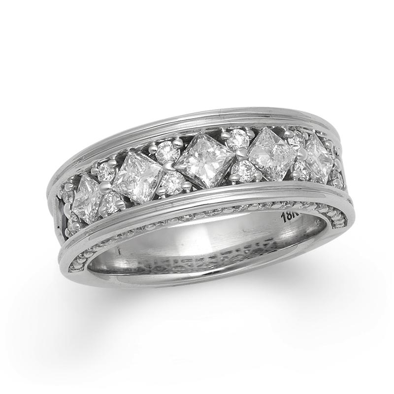 Vera Wang Love Collection Wedding Rings Knotsvilla Wedding