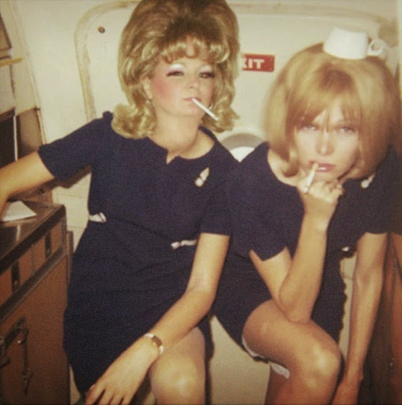 Vintage Stewardess Uniforms 26