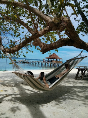 Ora Beach eco resort Maluku