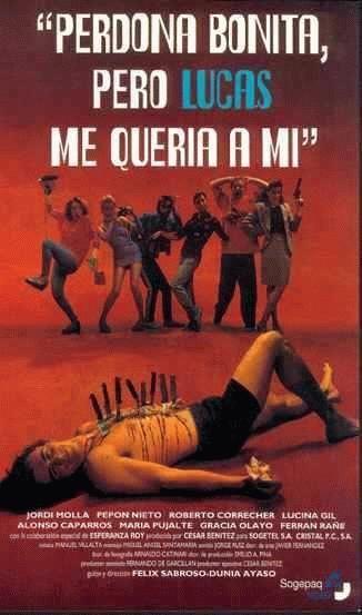 VER ONLINE Y DESCARGAR: Perdona Bonita, Pero Lucas Me Queria a Mi - PELICULA - España - 1997 en PeliculasyCortosGay.com
