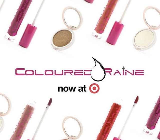 coloured raine, the lip bar, makeup geek, beauty products, target, target beauty
