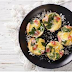 Smoked Ham, Spinach, And Cheese Frittata Cups
