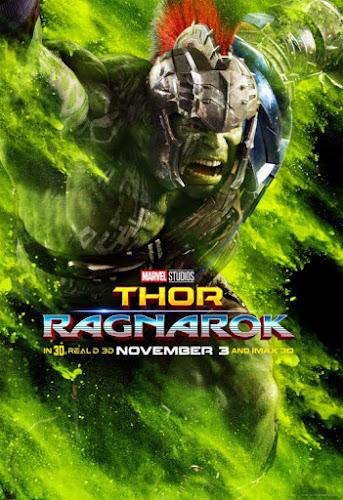 Thor: Ragnarok (BRRip 720p Dual Latino / Ingles) (2017)