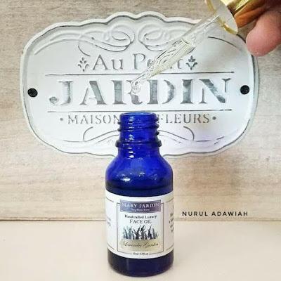 Face Oil Mary Jardin