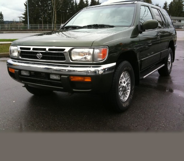 Three Way Chevrolet >> Download Nissan Pathfinder 1996 owner's manual - Free ...