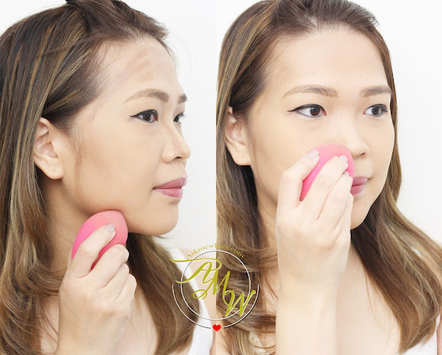 a photo on how to use Pixi By Petra MultiBalm 2-in-1 Cheek & Lip  59 Cocoa