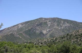 Gunung yang bergerak