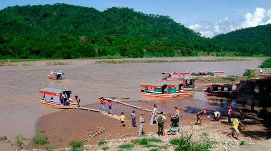 Argentina refuerza la frontera con Bolivia en el río Bermejo