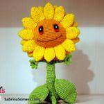 Patrones gratis flores amigurumi | Free amigurumi patterns flowers
