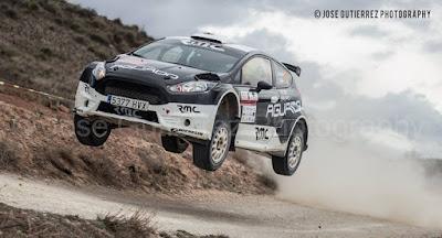 Rally Tierras Altas de Lorca 2016