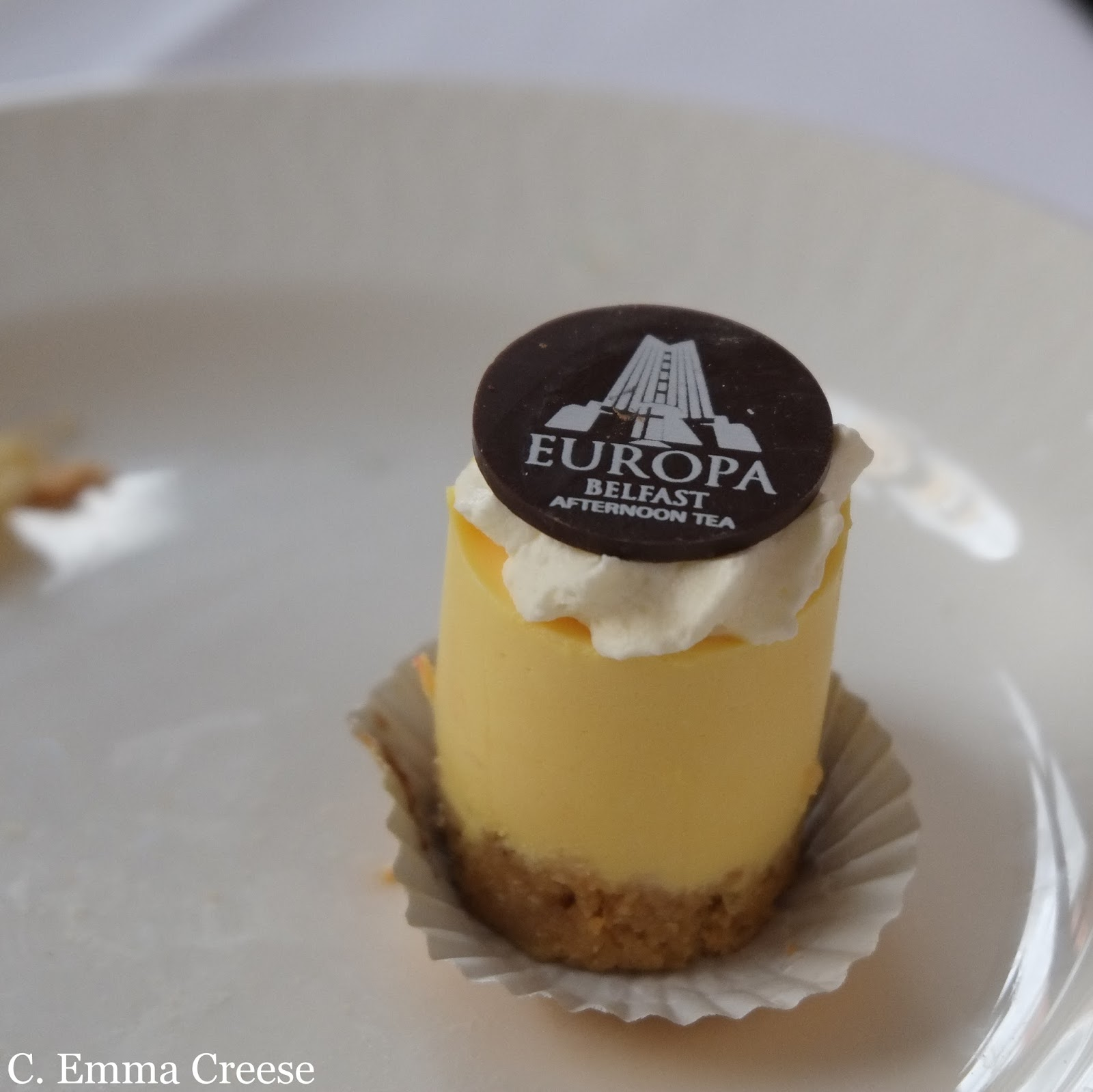 Europa Hotel Belfast Afternoon Tea Adventures of a London Kiwi