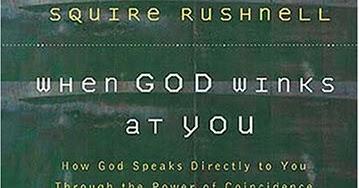 GOD WINKS WHEN