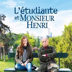 Poster L'étudiante et Monsieur Henri 2015