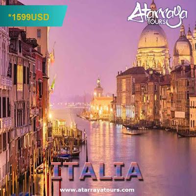 imagen tours italia