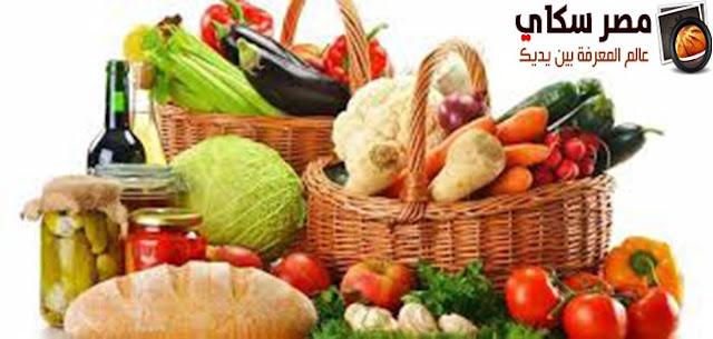 كيفية تنويع العناصر الغذائية للطعام وزيادة الفائدة Diversity of nutrients