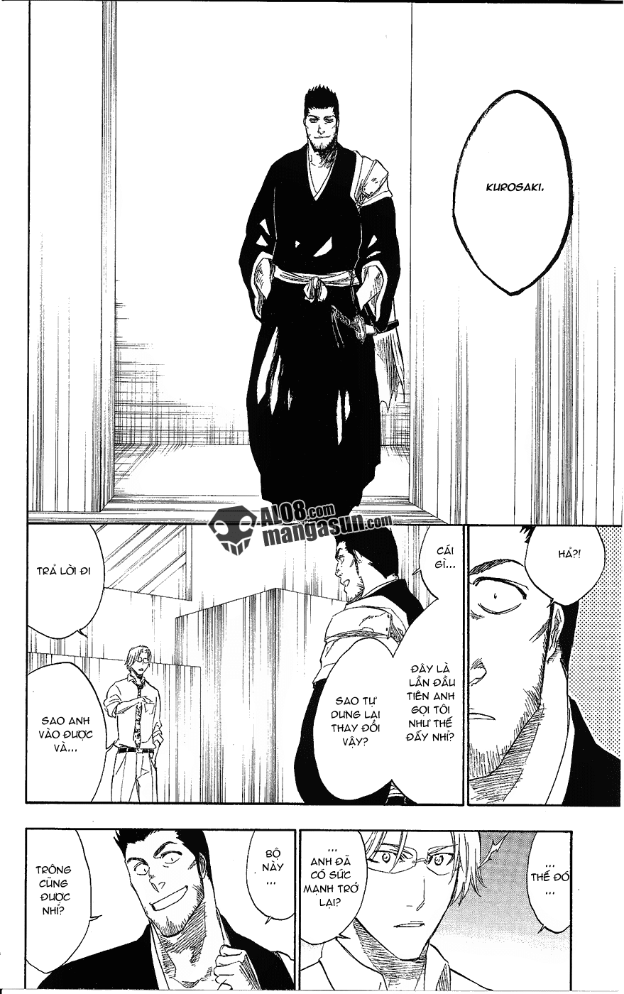 Bleach chapter 241 trang 11