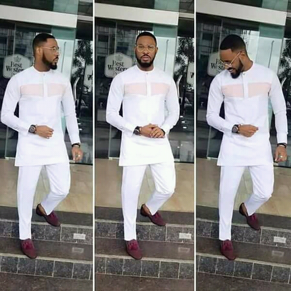 latest 2018 african cute dress styles for men