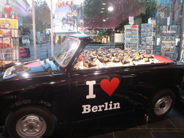 Onde comprar souvenir em Berlim?