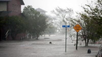 Cinco personas y un bebé fallecen en Carolina del Norte por el huracán Florence