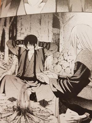 Yona Princesa del Amanecer vol.10 y 11 de Mizuho Kusanagi