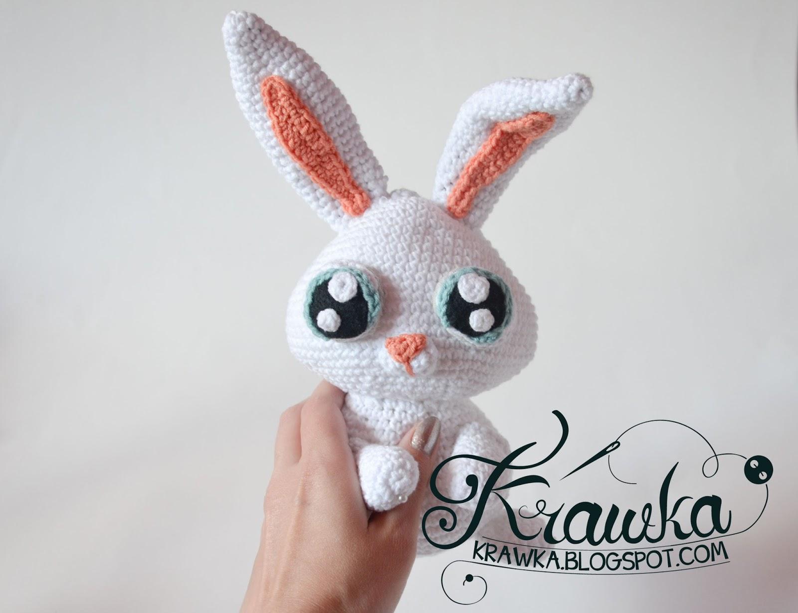 Krawka: Snowball rabbit