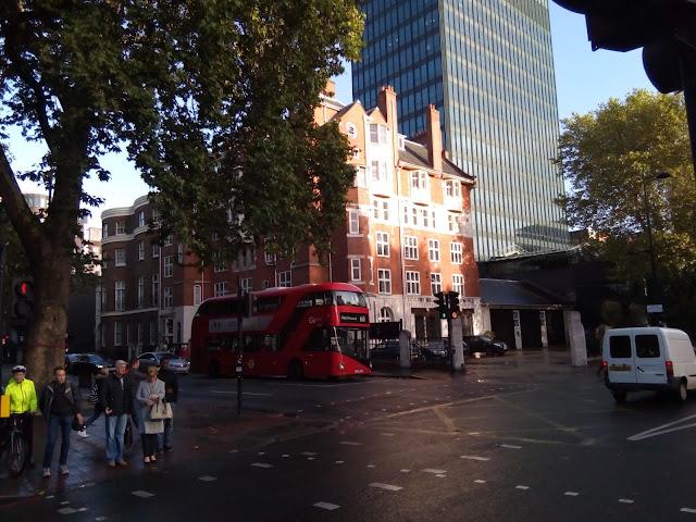Londyn inaczej
