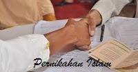 Pengertian, Tujuan dan Hukum Pernikahan dalam Islam