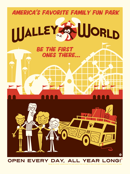 The Geeky Nerfherder: Cool Art: 'Around The World In An