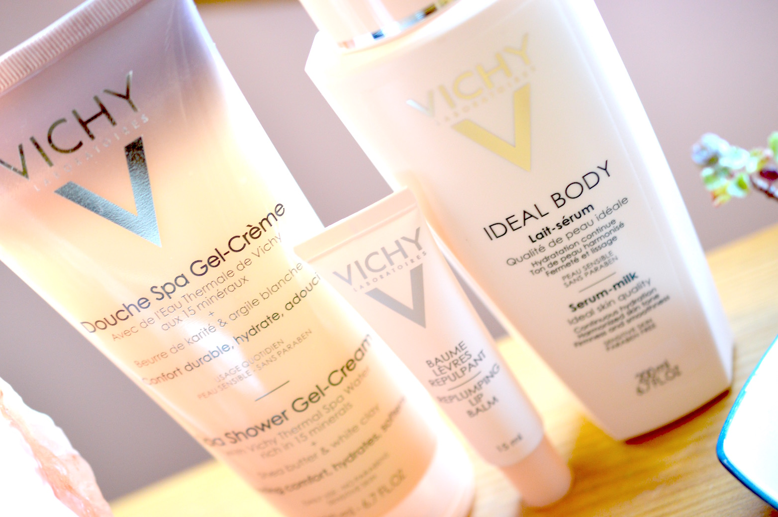 Vichy Ideal Body Review