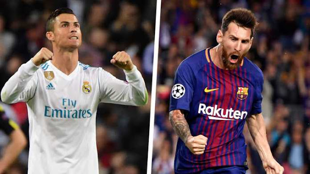 Cristiano Ronaldo Ingin Kontrak Ibarat Messi Di Barcelona
